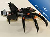 Jak zbudować kraba z LEGO Bionicle