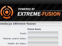 Jak stworzyć stronę internetową w Extreme-Fusion cz 1