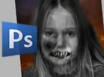 Jak zrobić diabelski fotomontaż - tworzenie wampira