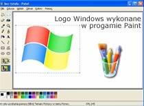Jak zrobić logo Windowsa w Paincie
