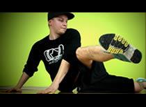 Jak wykonać Scissors w break dance