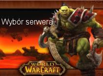 Jak grać w World of Warcraft - wybór serwera