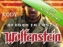 Jak włączyć kody w Return To Castle Wolfenstein