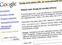 Jak dodać własną stronę do wyszukiwarki Google