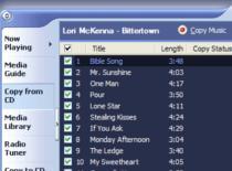 Jak kopiować zabezpieczone piosenki z płyt CD na dysk