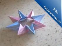 Jak zrobić obracany pierścień origami