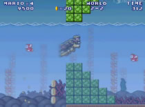 Jak przejść świat 2 w Mario Forever