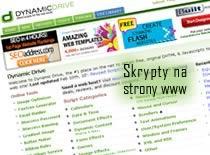 Jak szukać skryptów na strony www