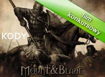 Jak włączyć kody w Mount & Blade