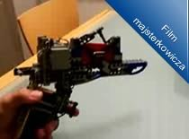 Jak zrobić pistolet z LEGO Technic na klocki