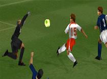 Jak sterować w grze  WE2002