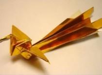 Jak zrobić Feniksa origami