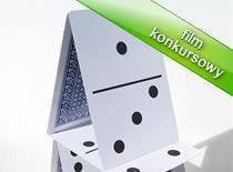 """Jak układać domino z kart i wykonać """"przerzutnik"""""""