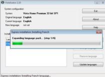 Jak zmienić język w Windows Vista