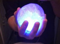 Jak zrobić świecące kule lodu