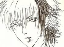 Jak narysować chłopaka z mangi