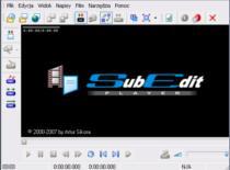 Jak zrobić napisy do filmu w formacie txt w odtwarzaczu SubEdit