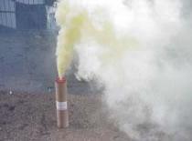 Jak zrobić bombę dymną z piłeczek od ping-ponga