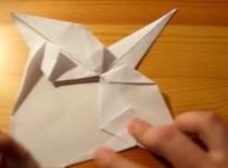 Jak zrobić płaszczkę origami