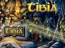 Jak stworzyć postać w grze: TIBIA