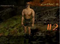 Jak nakręcić film z gry Gothic #2 - Dialogi