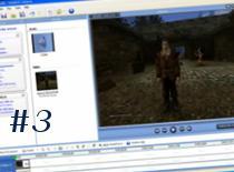Jak nakręcić film z gry Gothic #3 - montaż filmu