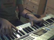 Jak zagrać utwór Apologize na keyboardzie