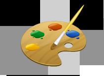Jak tworzyć równe figury w MS Paint