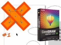 Jak rysować w CorelDRAW X4 (cz.1) - podstawy rysowania obiektów