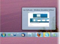 Jak zainstalować pasek z Windows 7 na XP