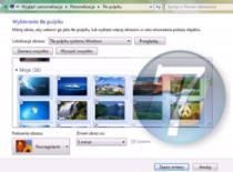 Jak ustawić kilka tapet w Windows 7