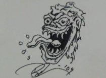 Jak narysować zwariowanego potwora