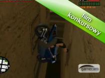 Jak wjechać na budynek motorem po pionowej ścianie w GTA SA