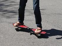 Jak skręcać na Waveboardzie
