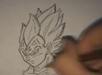 Jak narysować postać z Dragon Ball