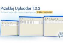 Jak wysyłać pliki poprzez Przeklej Uploader