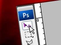 """Jak korzystać z narzędzia """"przesunięcie"""" - Photoshop CS3"""
