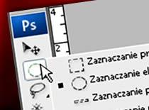 """Jak korzystać z narzędzia """"zaznaczanie"""" - Photoshop CS3"""