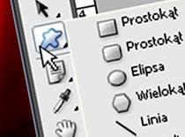 Jak rysować kształty - Photoshop CS3