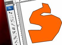 Jak tworzyć własne kształty - Photoshop CS3