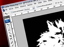 Jak zmienić tryb kolorów dokumentu - Photoshop CS3