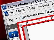 Jak korzystać z miarek i linii pomocniczych - Photoshop CS3