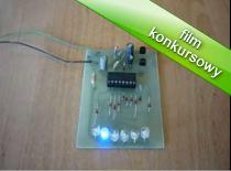 Jak zrobić diody LED jak z filmu Knight Rider