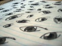 Jak szybko narysować oko w stylu manga