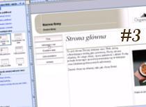 Jak zrobić stronę www w Microsoft Publisher #3