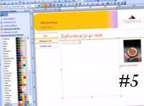 Jak zrobić stronę www w Microsoft Publisher #5