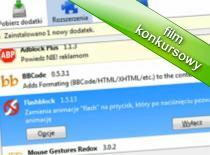 Jak instalować dodatki bez czekania w przeglądarce Mozilla Firefox