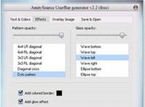 Jak zrobić userbar w programie Userbar Generator