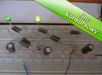 Jak zrobić multiwibrator na diodach LED
