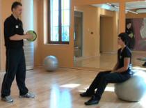 Jak ćwiczyć w parach #4 - Ćwiczenia na mięśnie brzucha